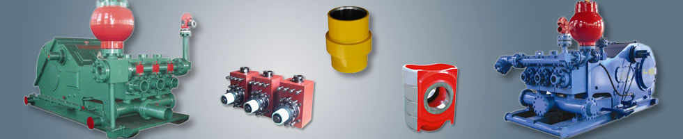 Mud Pump Parts And Well Drilling Toos